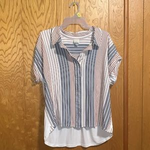Bussiness Casual Blouse | xxl